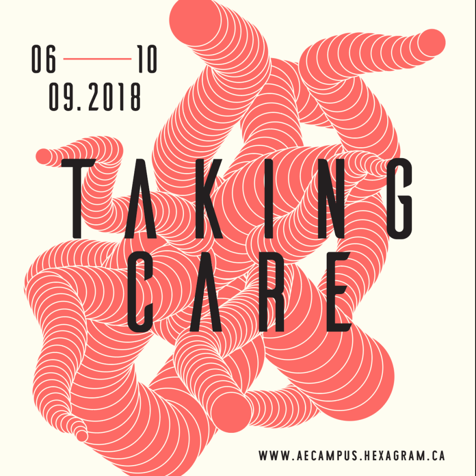 Taking Care at Ars Electronica 2018